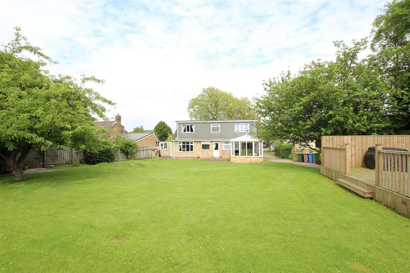 4 Bedrooms Detached House for sale in Rise Road, Skirlaugh