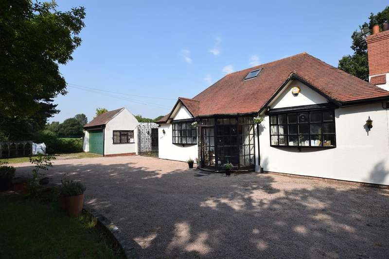 4 Bedrooms Bungalow for sale in Lugtrout Lane, Catherine-de-Barnes, Solihull, B91 2TW