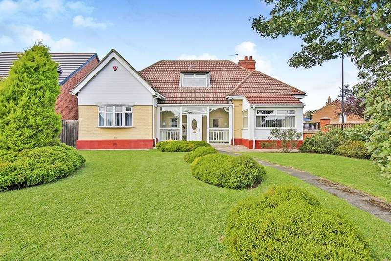 4 Bedrooms Detached House for sale in Gillas Lane, Houghton Le Spring, DH5