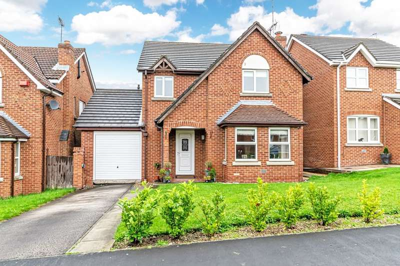 4 Bedrooms Detached House for sale in Watersedge, Frodsham, WA6