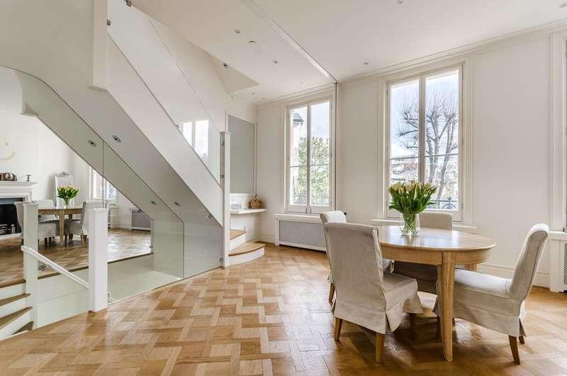 3 Bedrooms Maisonette Flat for sale in Launceston Place, Kensington, W8