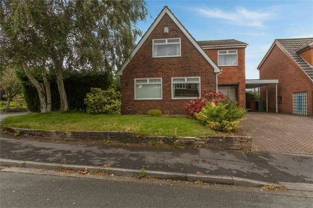 4 Bedrooms Detached House for sale in Manse Avenue, Wrightington, Wigan, Lancashire