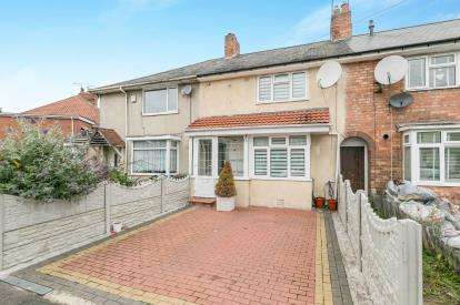 2 Bedrooms Terraced House for sale in Parkeston Crescent, Kingstanding, Birmingham, West Midlands
