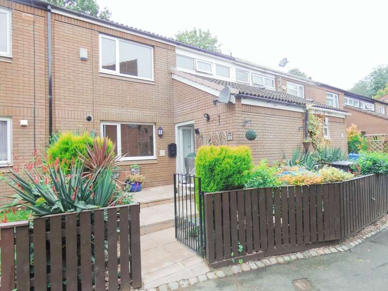 3 Bedrooms Terraced House for sale in Humphreys Close, Runcorn, Cheshire, WA7