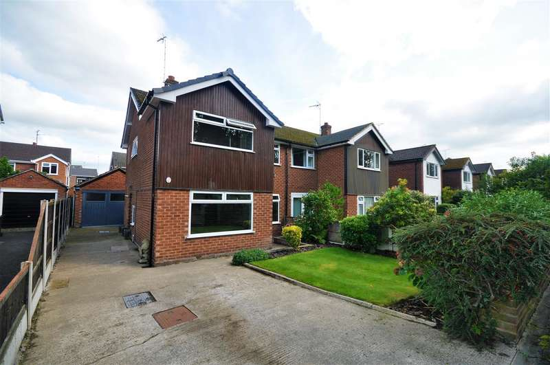 3 Bedrooms Semi Detached House for sale in Pearl Lane, Vicars Cross, Chester