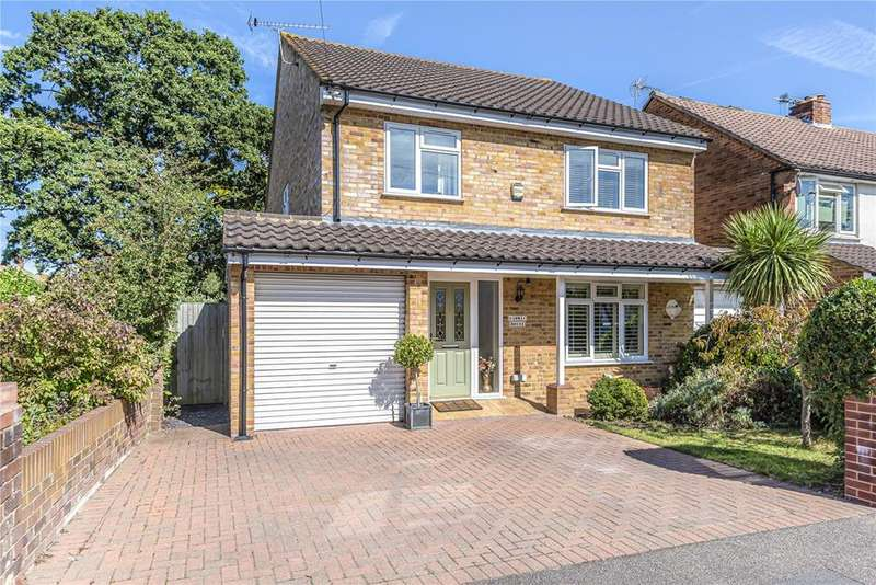 5 Bedrooms Detached House for sale in Longmead, Windsor, Berkshire, SL4
