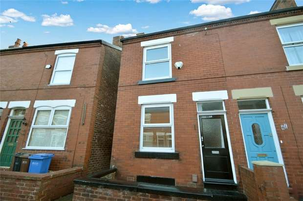 2 Bedrooms Semi Detached House for sale in Winifred Road, Heaviley, Stockport, Cheshire