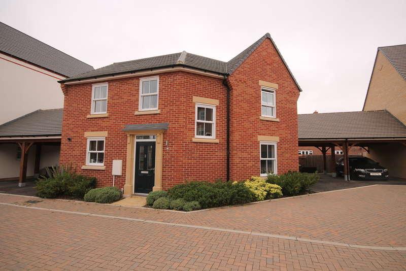 3 Bedrooms Property for sale in Alwin Court, Great Denham, MK40