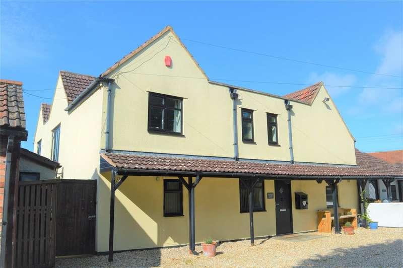 4 Bedrooms House for sale in Burton Row, Brent Knoll, Highbridge, Somerset, TA9