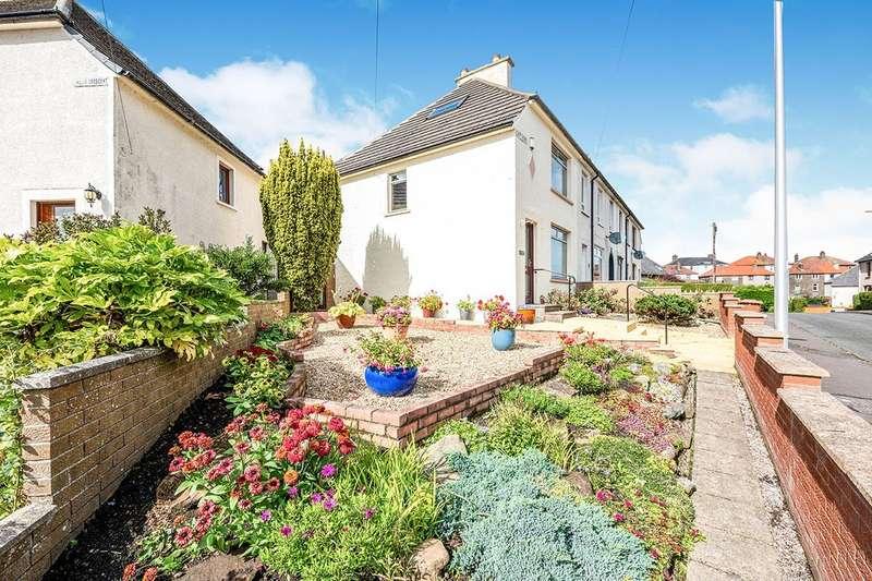 2 Bedrooms House for sale in Burt Avenue, Kinghorn, Burntisland, Fife, KY3