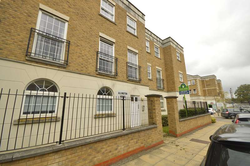 2 Bedrooms Apartment Flat for sale in Allington House, Tarragon Road, Maidstone, Kent, ME16