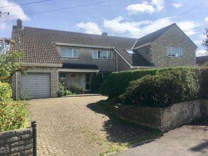 4 Bedrooms Detached House for sale in Barton St. David, Somerton, Somerset
