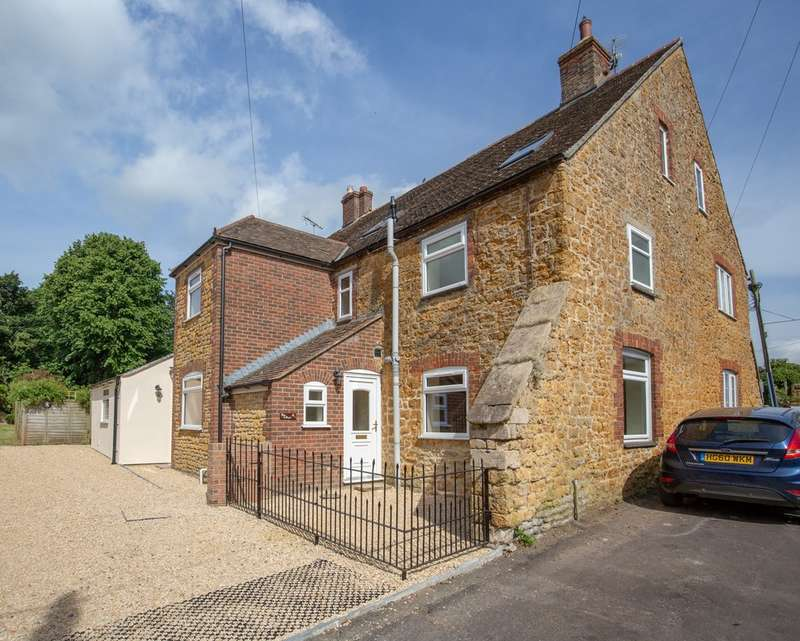 4 Bedrooms Semi Detached House for sale in Florida Street, Castle Cary