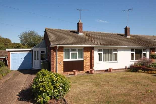 2 Bedrooms Bungalow for sale in Wroxham Way, Harpenden