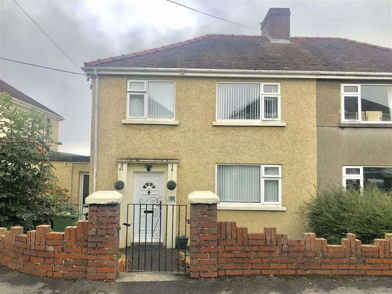 3 Bedrooms Semi Detached House for sale in Penybryn Avenue, Burry Port
