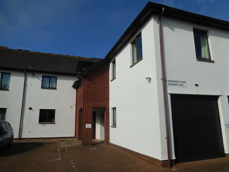 2 Bedrooms Apartment Flat for sale in St Margarets Court, Topsham