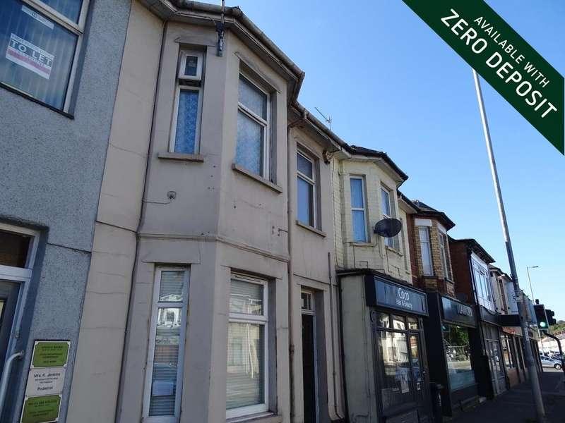 1 Bedroom Flat for rent in Malpas Road, NEWPORT