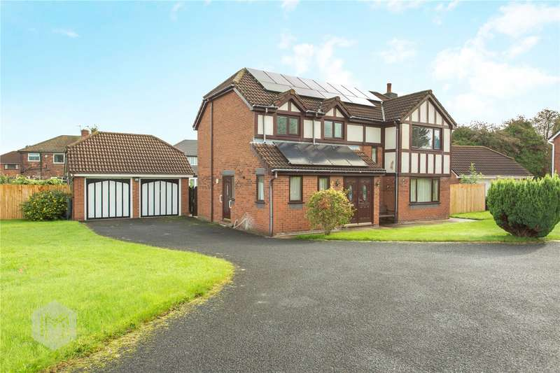 4 Bedrooms Detached House for sale in Tarnway, Lowton, Warrington, Greater Manchester, WA3