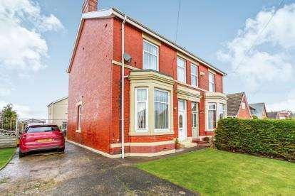 5 Bedrooms Semi Detached House for sale in Pilling Lane, Preesall, Poulton-Le-Fylde, Lancashire, FY6