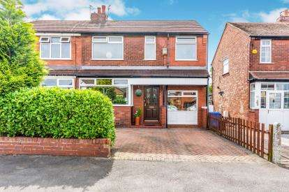 4 Bedrooms Semi Detached House for sale in Birkdale Road, Reddish, Stockport, Cheshire
