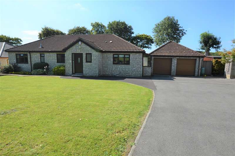 3 Bedrooms Detached Bungalow for sale in Molly Close, Temple Cloud