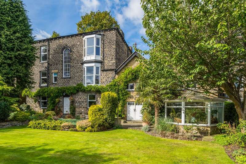 5 Bedrooms Detached House for sale in Oxford Road, Dewsbury, WF13 4LN