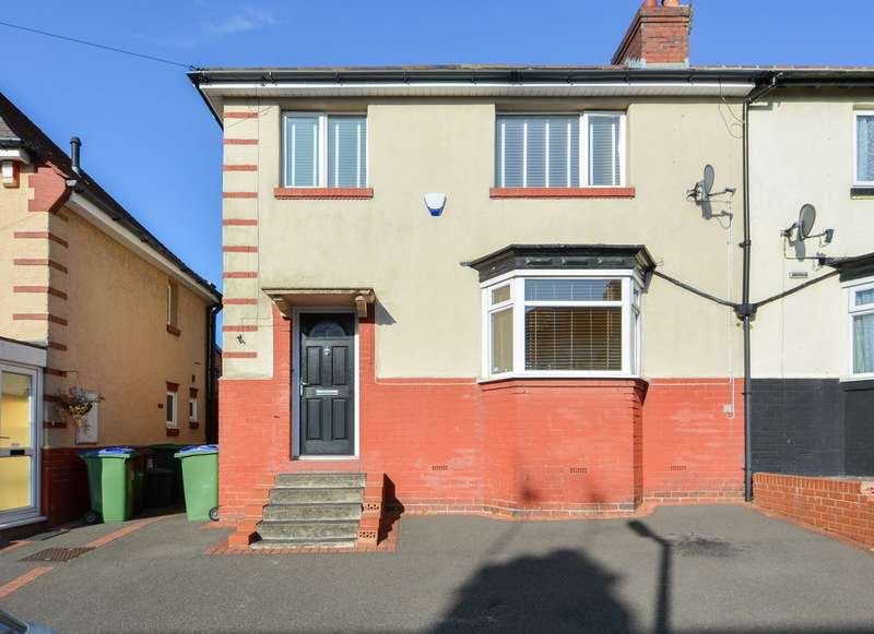 3 Bedrooms Semi Detached House for sale in Wheatley Road, Oldbury, B68