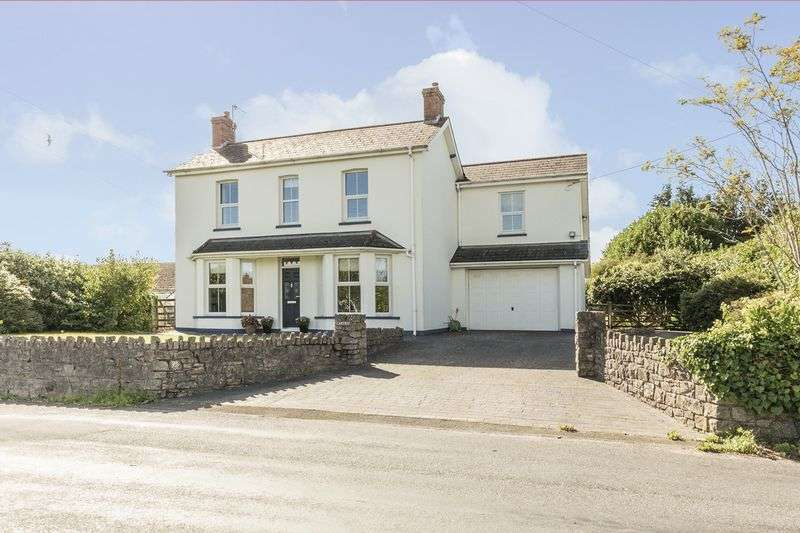4 Bedrooms Property for sale in St. Brides Road Magor, Caldicot