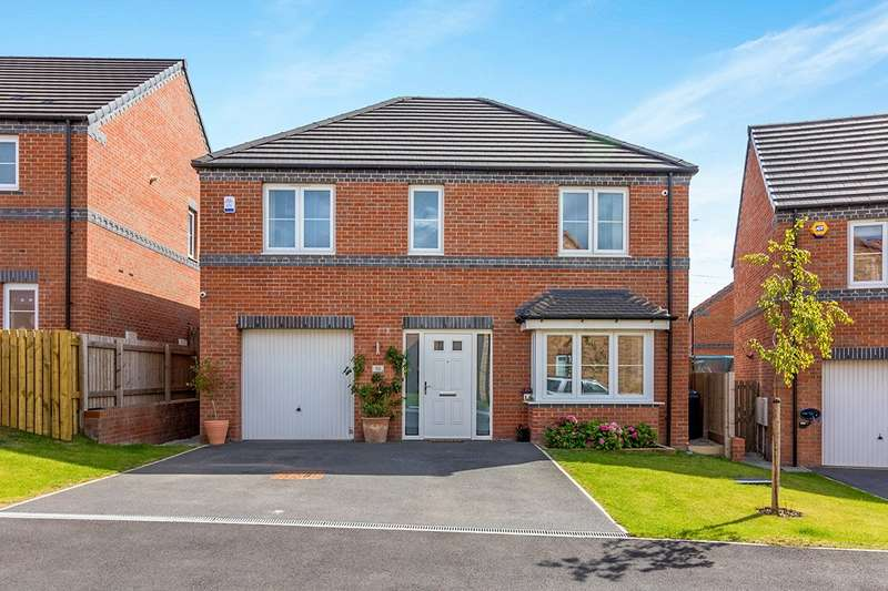 4 Bedrooms Detached House for sale in Staith Lane, Mapplewell, Barnsley, South Yorkshire, S75