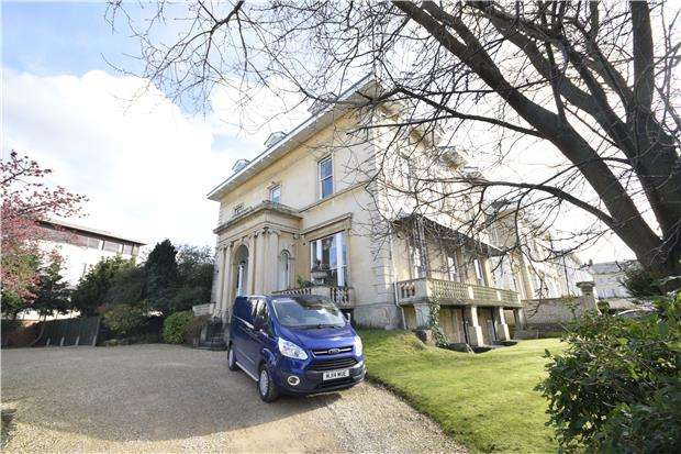 2 Bedrooms Flat for sale in 2 Douro House, Douro Road, CHELTENHAM, Gloucestershire, GL50 2PQ