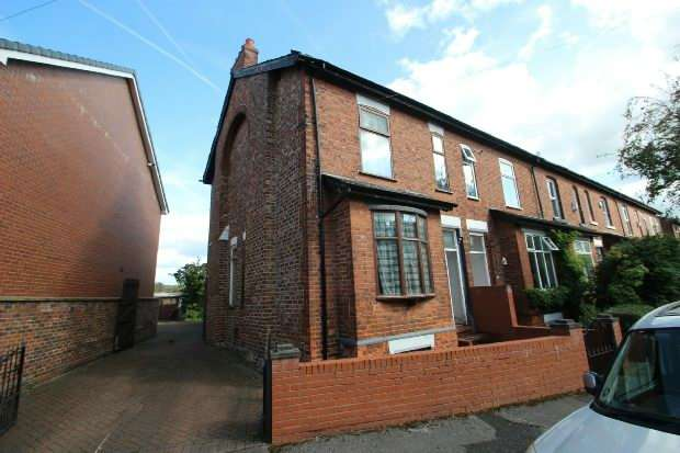3 Bedrooms End Of Terrace House for sale in Oldfield Road, Sale