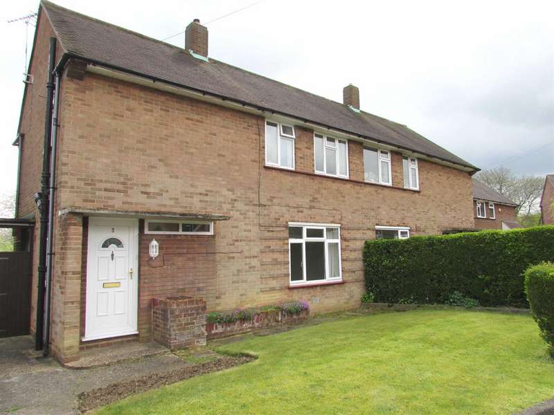 3 Bedrooms Semi Detached House for rent in Bluebell Wood Close, Luton