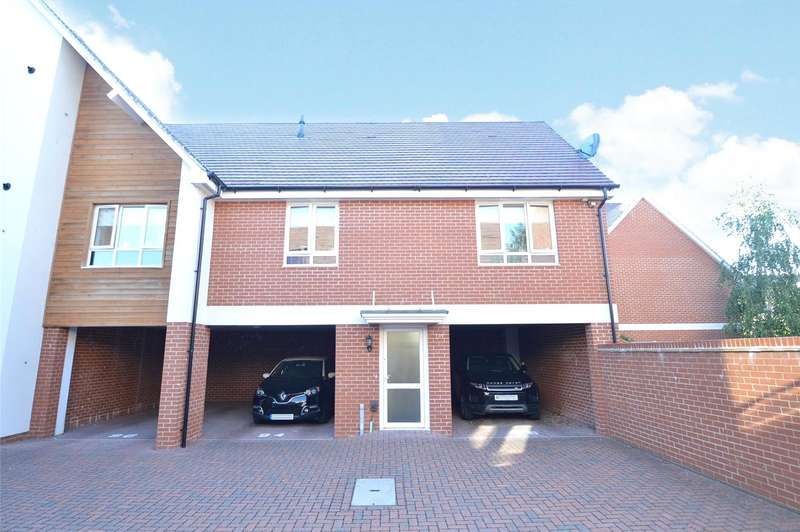 2 Bedrooms Apartment Flat for sale in Horsley Road, Maidenhead, Berkshire, SL6