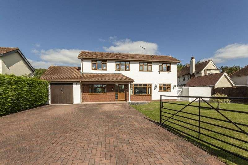 4 Bedrooms Property for sale in Tennyson Avenue Llanwern, Newport