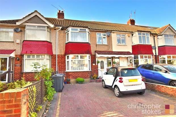 4 Bedrooms Terraced House for sale in Northfield Road, Waltham Cross, Hertfordshire