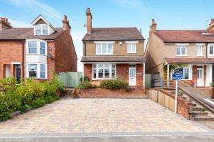 4 Bedrooms Detached House for sale in Angley Road, Cranbrook, Kent, .