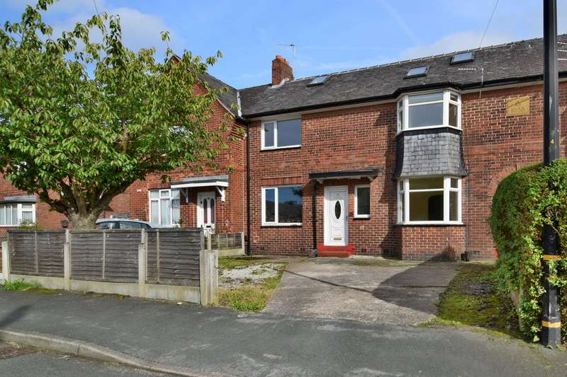 4 Bedrooms House for sale in Milner Avenue, Broadheath, Altrincham, Greater Manchester, WA14