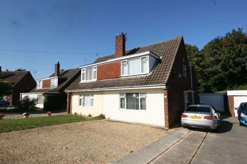 3 Bedrooms Property for sale in Gilpin Avenue, Hucclecote, Gloucester