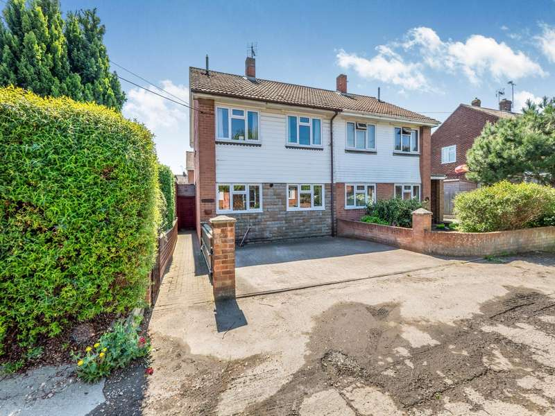 3 Bedrooms Semi Detached House for sale in Turner Street, Cliffe, Rochester, Kent, ME3