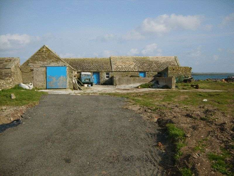 Property for sale in Quivals Farm, Otterswick Road, Sanday, Orkney