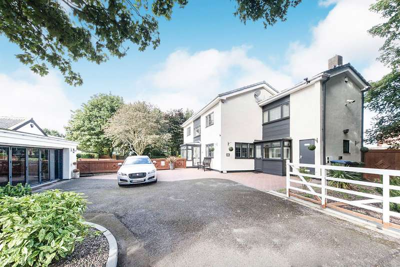 5 Bedrooms Detached House for sale in Stotfold Farm, Seaton, Seaham, County Durham, SR7