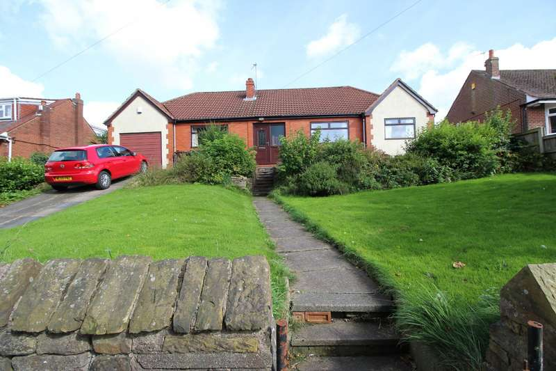 4 Bedrooms Detached Bungalow for sale in Tower Hill Road, Upholland, Skelmersdale, Lancashire, WN8