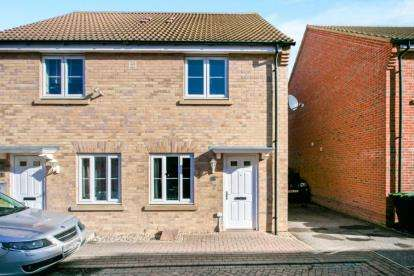 2 Bedrooms Semi Detached House for sale in Littleport, Ely, Cambridgeshire
