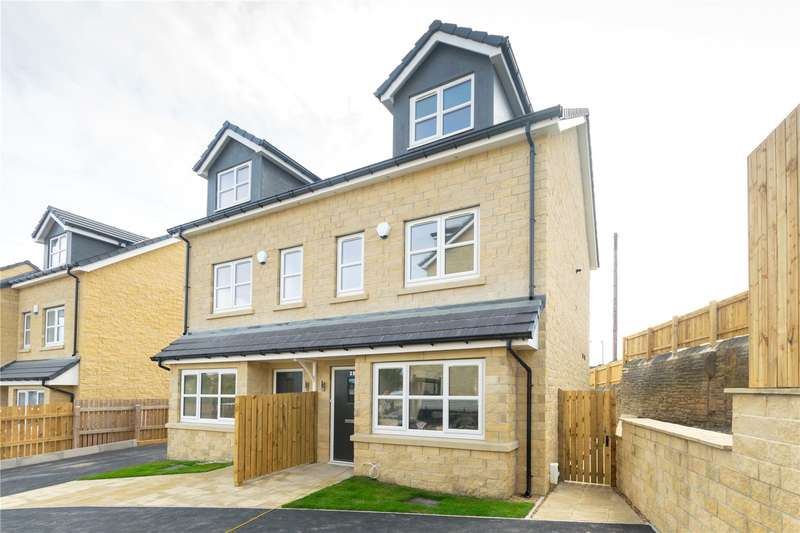 3 Bedrooms Semi Detached House for sale in Hutton Hall, Cavendish Road, Bradford, West Yorkshire, BD2