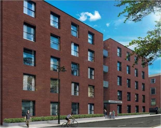 1 Bedroom Apartment Flat for sale in Winckley House, Cross Street, Preston, PR1