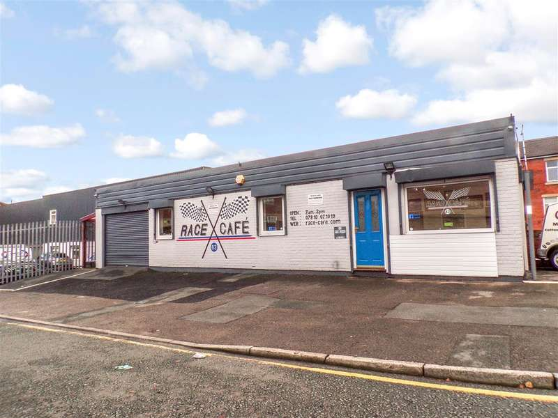 Commercial Property for sale in The Race Cafe, 63 Bow Lane, Preston