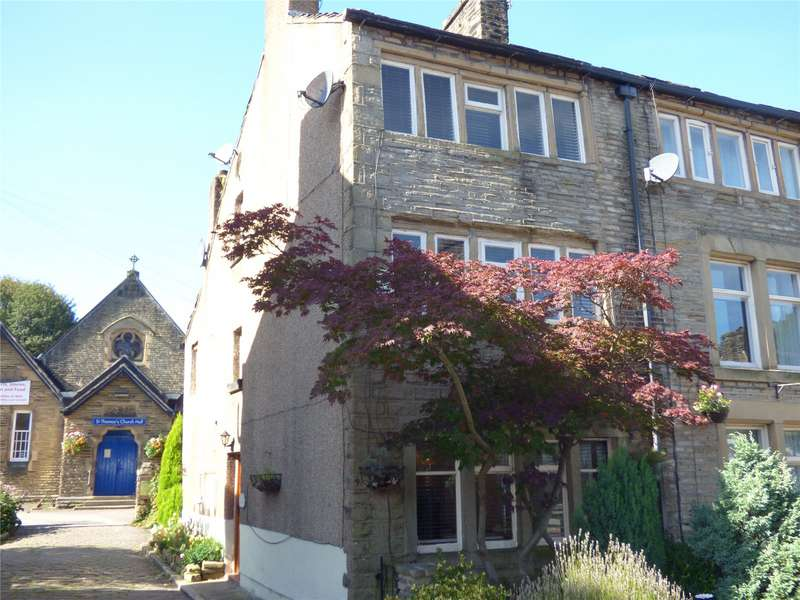 2 Bedrooms End Of Terrace House for sale in Lawton Street, Delph, Saddleworth, OL3
