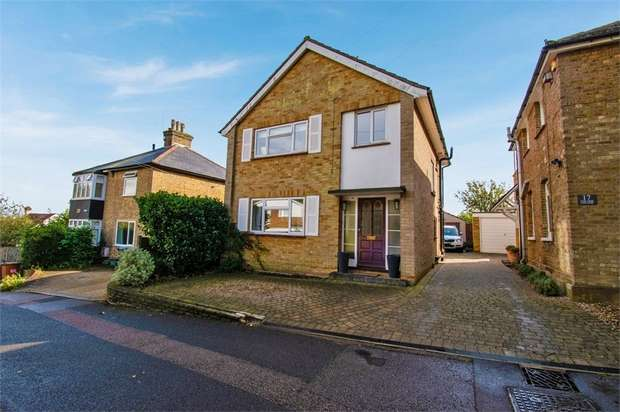 3 Bedrooms Detached House for sale in Church Lane, Northaw, Potters Bar, Hertfordshire
