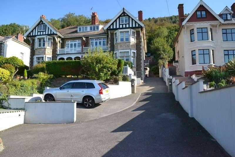 7 Bedrooms Semi Detached House for sale in Dinas Baglan Road, Baglan, Port Talbot, Neath Port Talbot. SA12 8AE
