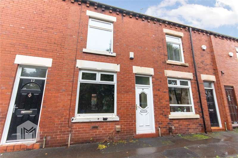2 Bedrooms Terraced House for sale in Worthington Street, Morris Green, Greater Manchester, BL3